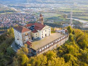 Il Santuario di Monte Spineto