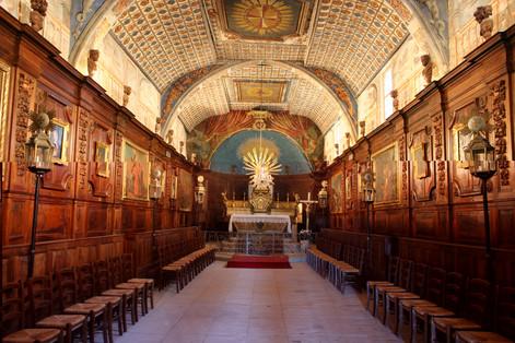 Chapelle des Pénitents Blancs