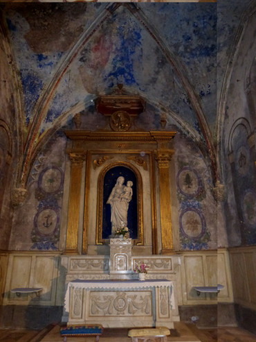Chapelle de la Vierge