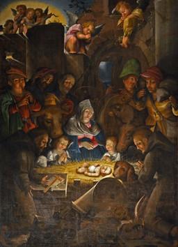 Tableau de la Nativité