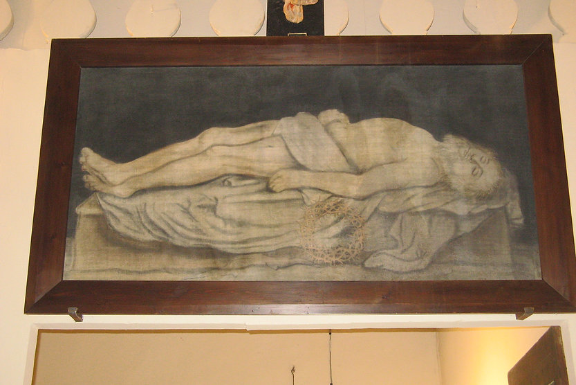 Le Christ au tombeau ou le Gisant.JPG