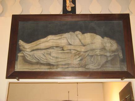 Le Christ au Tombeau