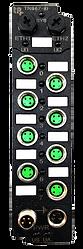 TRS67-8I, EtherCAT coupler, 8 digital lines