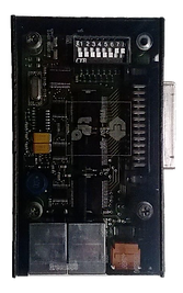 Tpa TRS-EV-24 bus coupler, GreenBUS, Canon 25-pin connector, 24 digital output channels