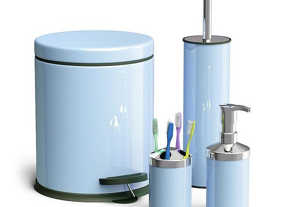 Trash Cans Four Bathroom Set Color 5LTR