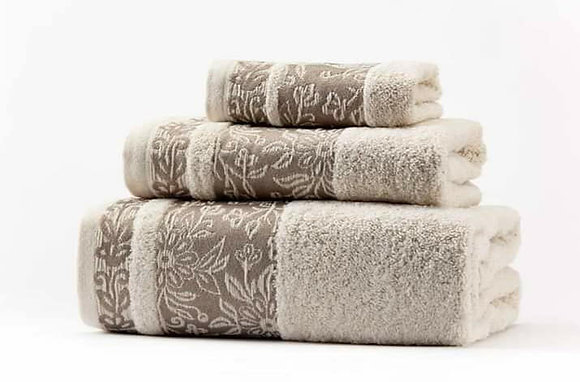Raponzel Towels 6Pcs Set