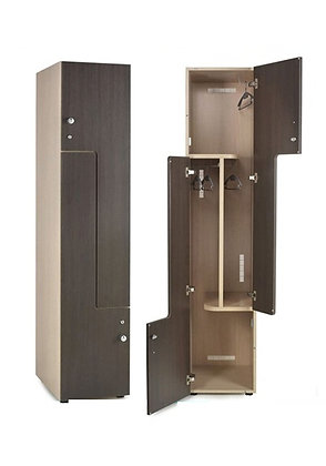 Buro Center Gym Mini Wardrobe