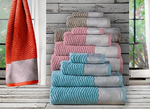 Saturno Bath Towels