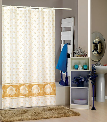 Gunce Bathroom Shower Curtain