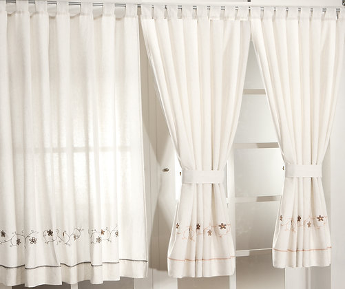 Kitchen Curtains Reposteiro Omega 2