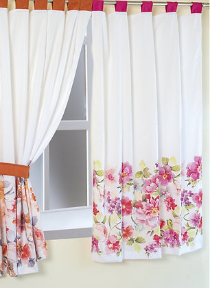 Kitchen Curtains Reposteiro Print