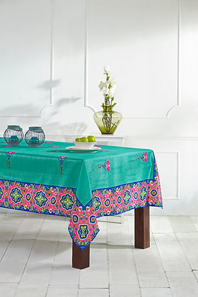 Digital Polyester Table Cloth