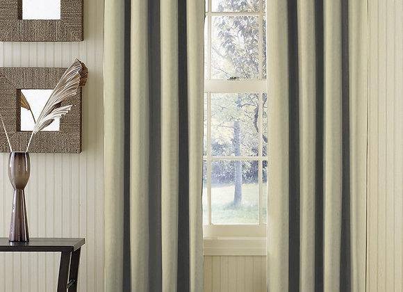 Curtains Reposteiro Bicolor