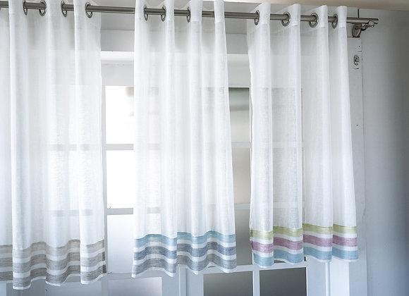 Kitchen Curtains Reposteiro Lines