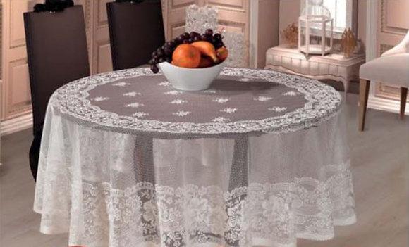 Nurteks Knitted Pano Table Cloth