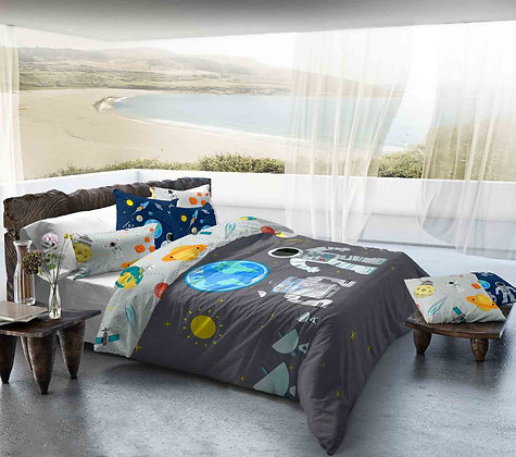 Funda Nordica Space Duvet Cover