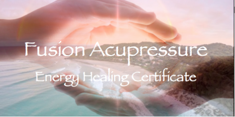 Cert Training - Fusion Acupressure