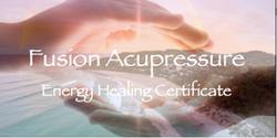 Cert Training - Fusion Acupressure