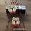 Thumbnail: crochet bear bookmark