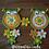 Thumbnail: Crochet daisy owl coaster pattern