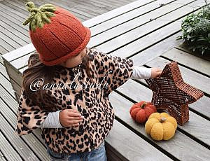 Halloween cute pumpkin pattern