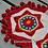 Thumbnail: Crochet squares blanket pattern