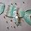 Thumbnail: 2 Pattern pack crochet baby mermaid tail with mermaid doll
