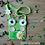 Thumbnail: Crochet frog purse pattern