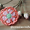 Thumbnail: Lace flower coaster pattern