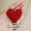 Thumbnail: Crochet heart, crochet amigurumi heart