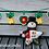 Thumbnail: Crochet bell christmas garland pattern