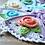 Thumbnail: crochet heart rose garland pattern