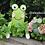 Thumbnail: crochet frog, crochet toys, frog pattern