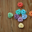 Thumbnail: crochet rainbow rose pattern