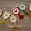 Thumbnail: Heart garland crochet pattern