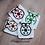 Thumbnail: Crochet heart applique owl