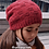 Thumbnail: knitting slouchy hat pattern