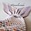Thumbnail: Crochet mermaid blanket with opening back