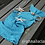 Thumbnail: crochet mermaid cocoon blanket