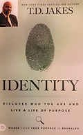 Identity by T.D. Jakes