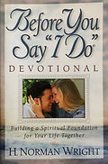 "Before You Say ""I Do"": Devotional"