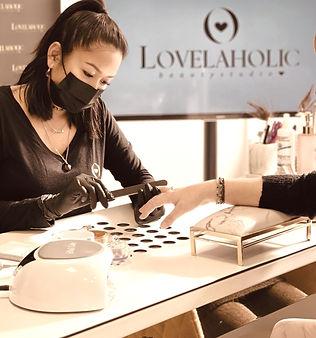 BEGINNER NAILS Schulung   LOVELAHOLIC Beauty & Academy in Chur