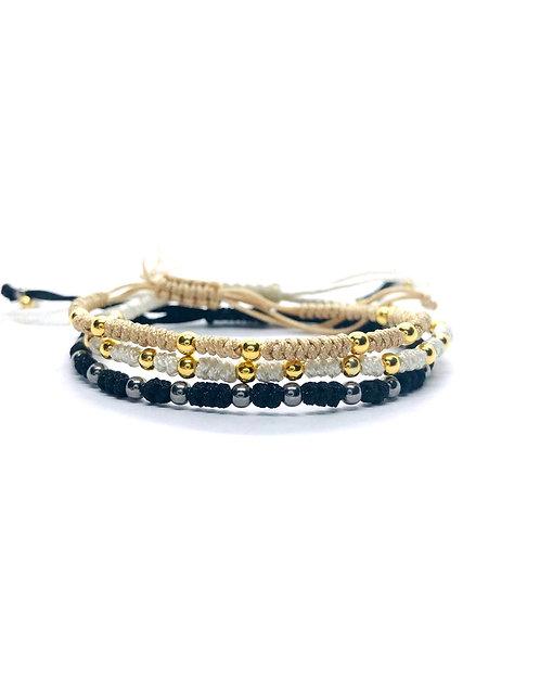Set Luxury Knot 925