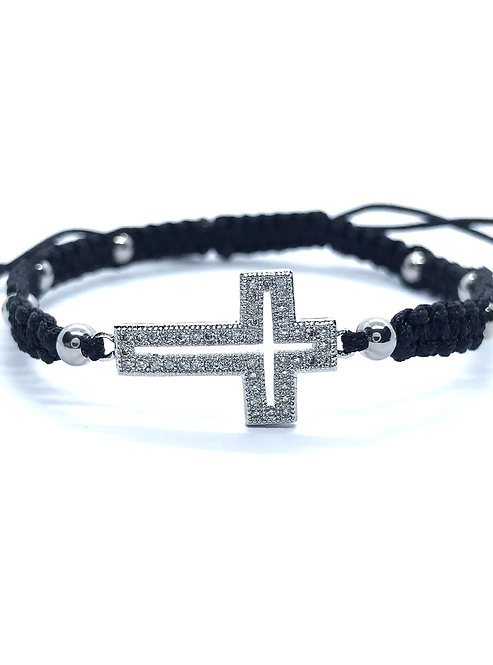 Handmade Zirconia Cross