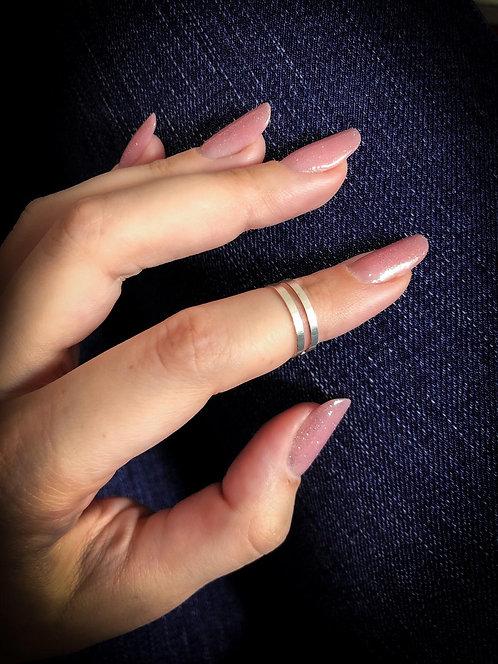 Inel Argint Falange/Picior