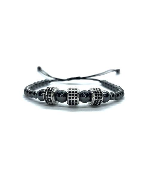 Grey Rich Bracelet
