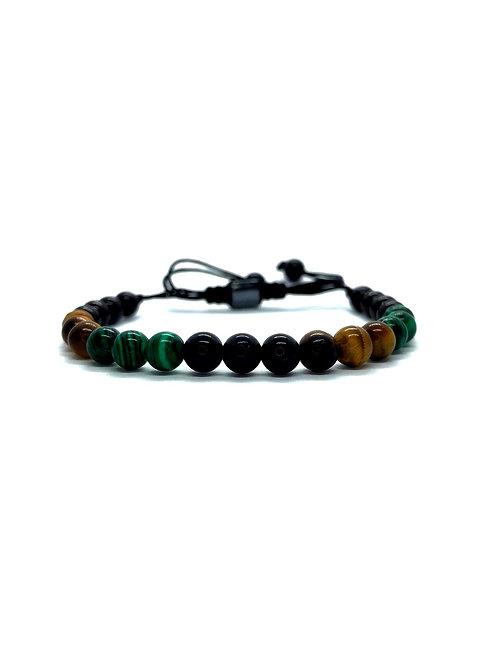 Malachite Mix Bracelet