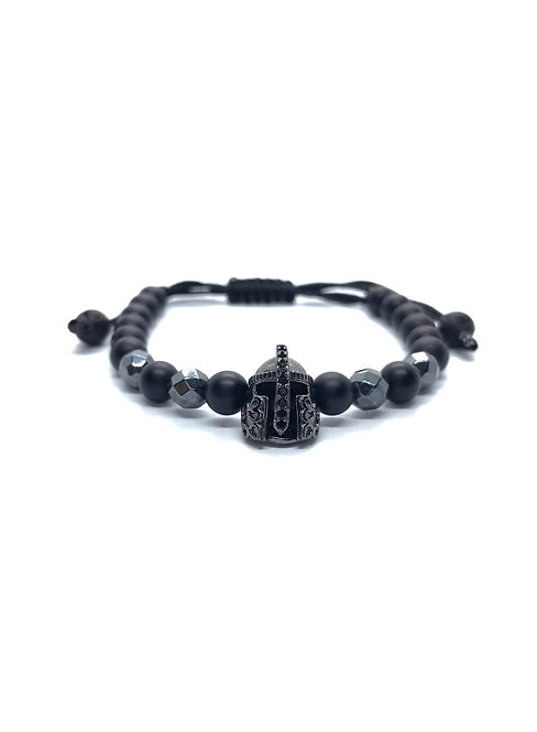 Black Spartan Bracelet