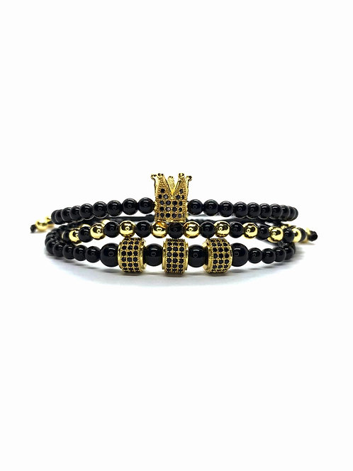 Black&Gold Treasure Set