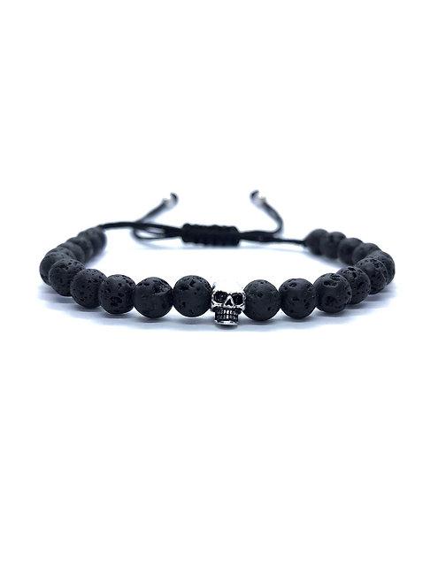925 Skull Bracelet